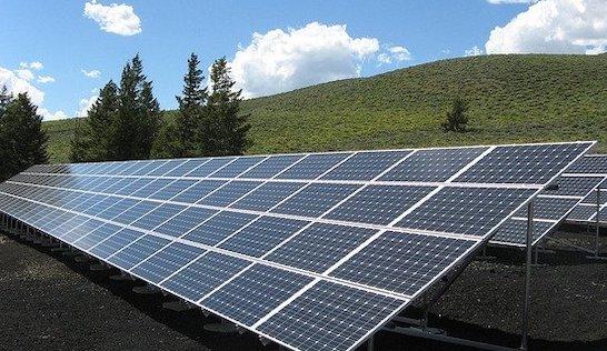Bidrag solceller